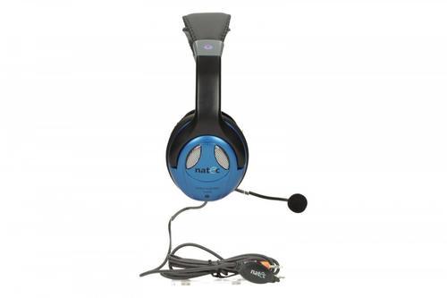 NATEC Słuchawki Toucan + Mikrofon