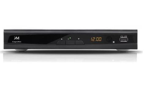 Kruger & Matz KM00186 - solidny dekoder DVB-T