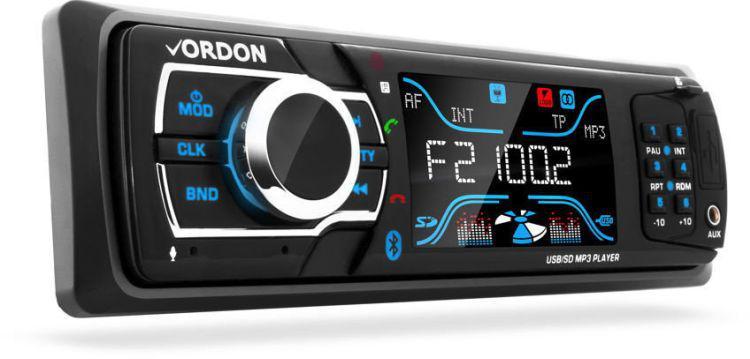 niezawodne radio samochodowe Vordon HT-896B