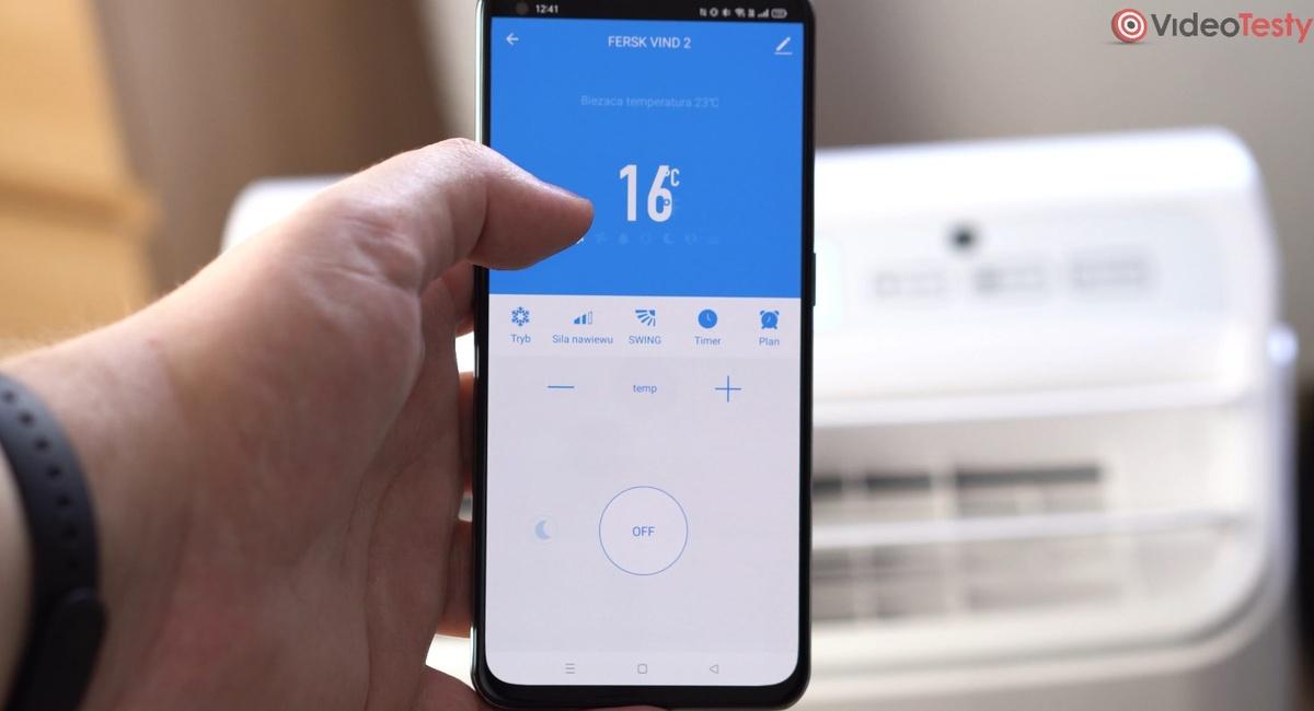 Aplikacja mobilna daje dostęp do licznych funkcji