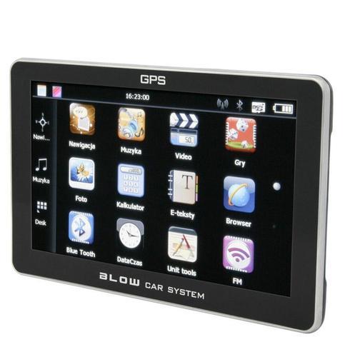 BLOW GPS70iBT AutoMapa Polska XL