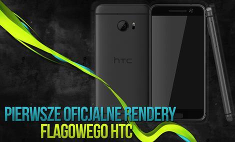 Pierwsze Oficjalne Rendery Flagowego HTC!