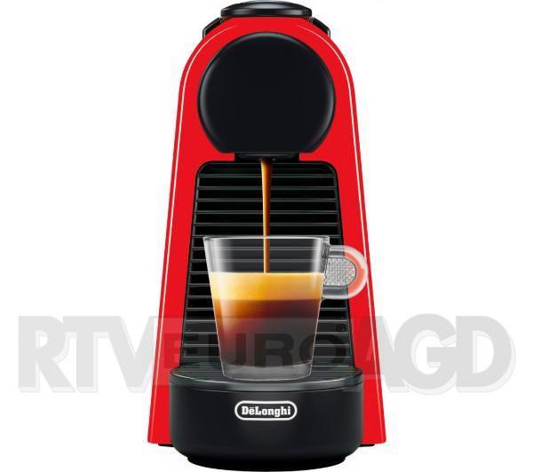 DeLonghi Nespresso Essenza Mini EN85R (czerwony) - ODBIERZ 100 ZŁ