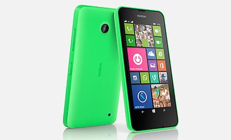 Nokia Lumia 630 - niedrogi DualSim od Nokii