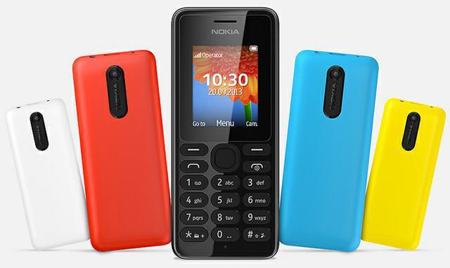 Nokia 108 fot4