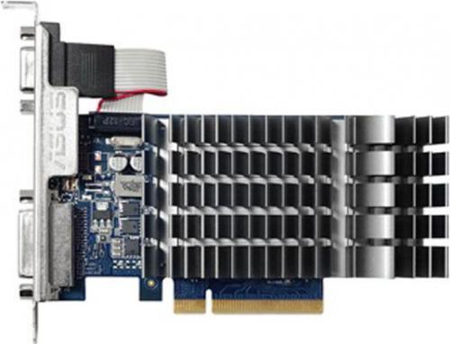 Asus GeForce GT 710 1GB DDR3 (64 bit) DVI, HDMI, D-Sub (710-1-SL)