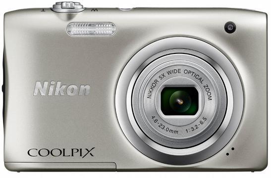 prezent dla mamy na święta - aparat cyfrowy nikon coolpix a100