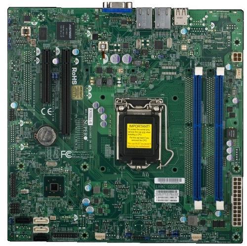 Supermicro PROMOCJA !!! Płyta serwerowa X10SLL-SF box/ pod CPU serii Xeon E3-1200 v3