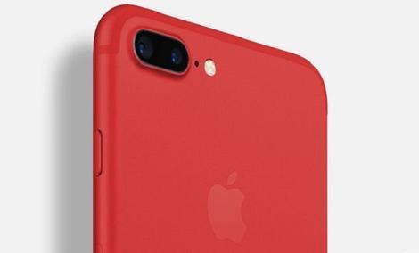 iPhone 7 We Krwistych Odcieniach!