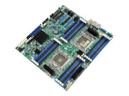 Intel S2600CP4 płyta 2xE5-2600 16xDDR3/8xSAS/4xLAN