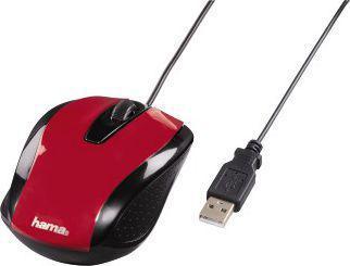 Hama AM-5400 (czarno-czerwona)
