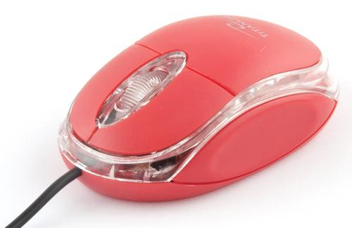 ESPERANZA MYSZ PRZEWODOWA TM102R RAPTOR USB RED 1000DPI