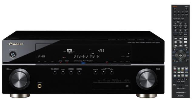 Pioneer VSX-919 - prezentacja amplitunera