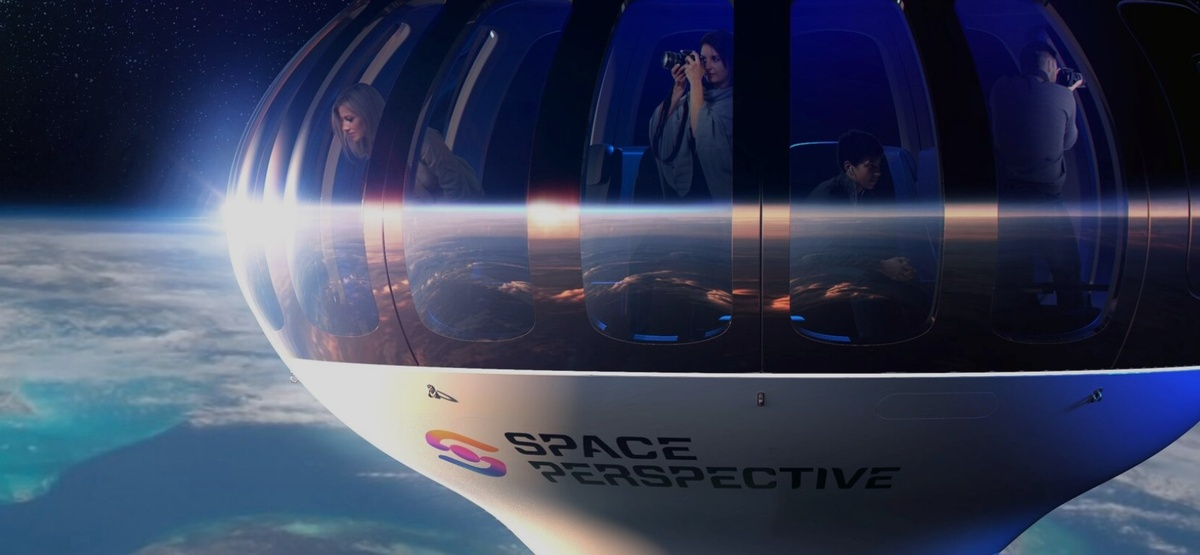 Space Perspective pozwoli wzbić się w kosmos bez specjalnych umiejętności