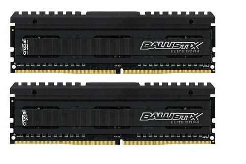 Crucial DDR4 Ballistix Elite 16GB/2666(2*8GB) CL16 DRx8