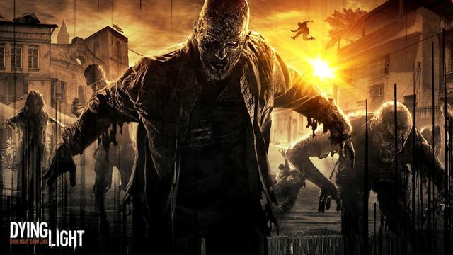 Dying Light Na Żywo - Ucieczka Przed Prawdziwymi Zombie!