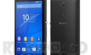 Sony Xperia E4G LTE (czarny)
