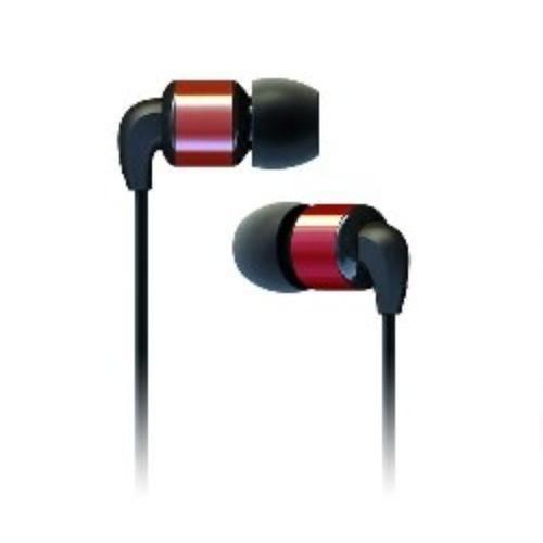 SoundMAGIC PL11 Red Sluchawki Dokanalowe