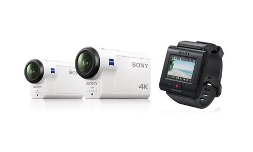 Sony Action Cam 4K X3000