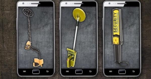 Wykrywacz Metali App
