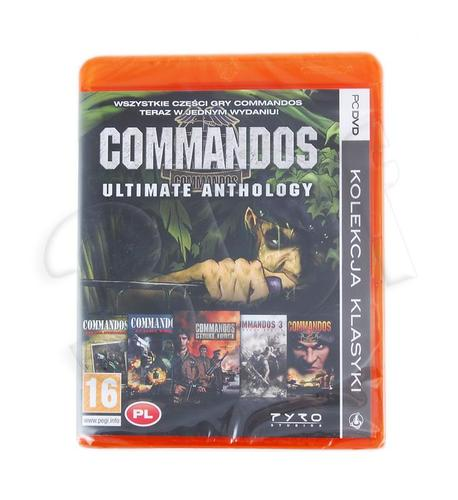 Commandos Antologia