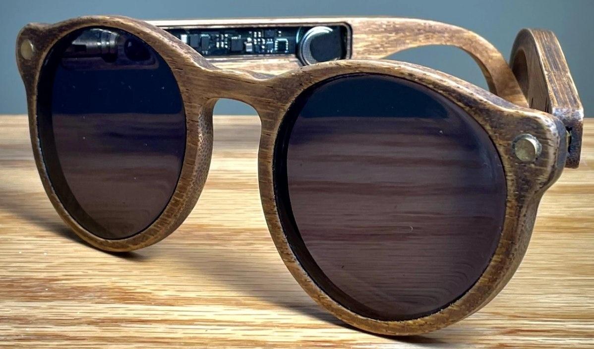Okulary smart własnej produkcji to stosunkowo nieduży koszt