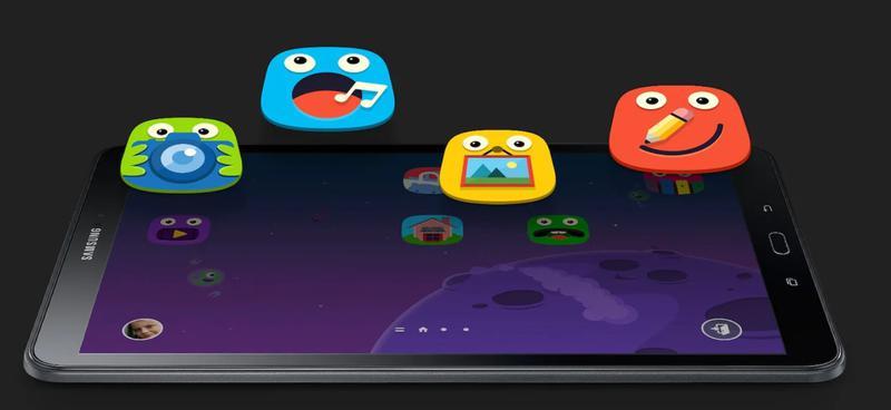 Samsung Galaxy Tab A z trybem dzieci