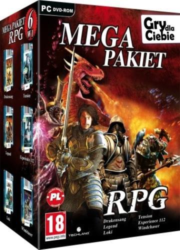 Techland Mega Pakiet: Gry dla Ciebie - RPG PC (napisy PL)