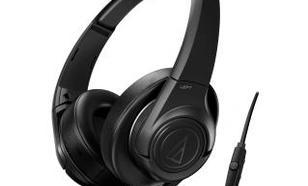 Audio-Technica ATH-AX3iSBK