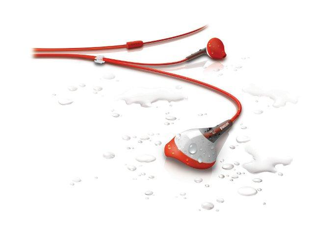 Philips ActionFit - słuchawki dla aktywnie żyjących