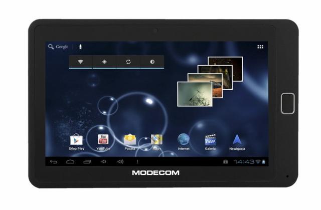 Tablet Modecom FreeWAY TAB 7.0 dostępny już z lodową kanapką