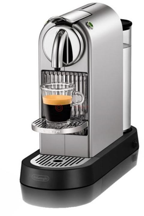 DELONGHI Nespresso EN165.S Citiz