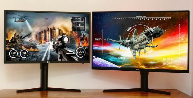 zaawansowane technologicznie monitory gamingowe od lg