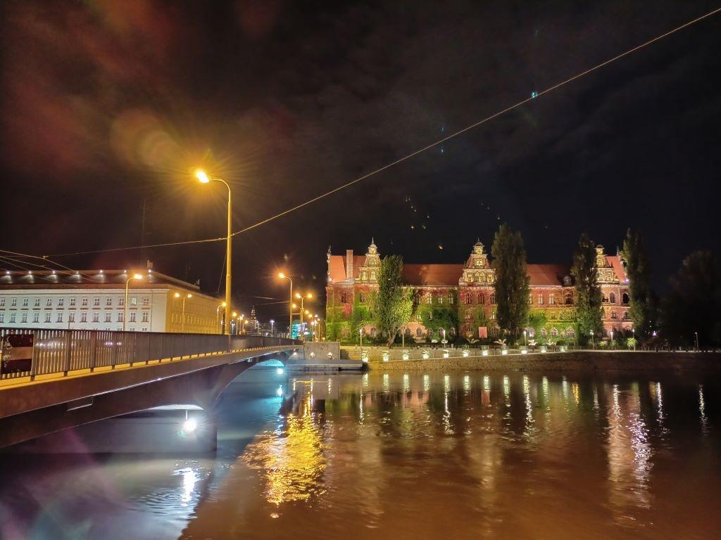 realme 7 - zdjęcie w trybie nocnym