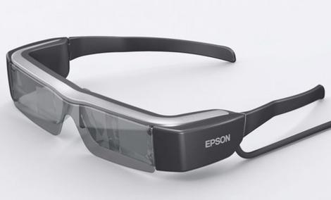 Epson Moverio BT-200 - inteligentne okulary