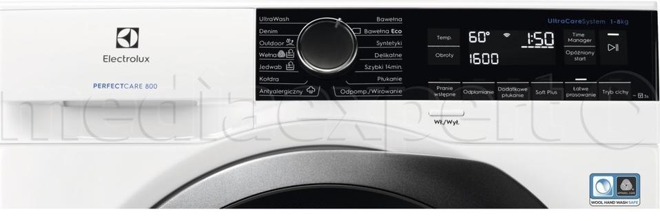 ELECTROLUX EW8F228SP PerfectCare