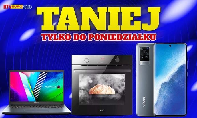 Topowy smartfon taniej o 400 złotych - Promocje tylko do poniedziałku!