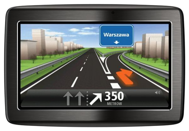 TomTom VIA 125 IQ Routes Europa
