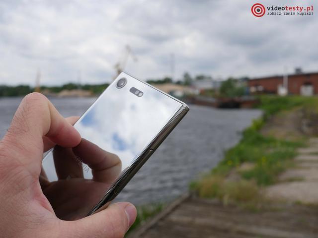 Sony Xperii XZ Premium ma nietuzinkowy design