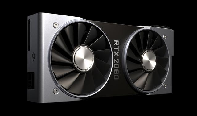 NVIDIA RTX 2060 - dobra karta graficzna dla gracza