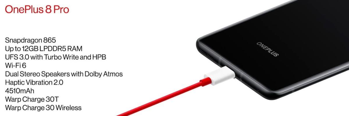 OnePlus 8 Pro zaoferuje wysoką wydajność