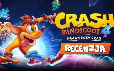 Recenzja Crash Bandicoot 4: Najwyższy czas - Z wizytą na PC