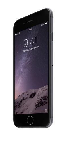 Apple IPHONE 6 SPACE GREY 64GB -SFP MG4F2PK/A