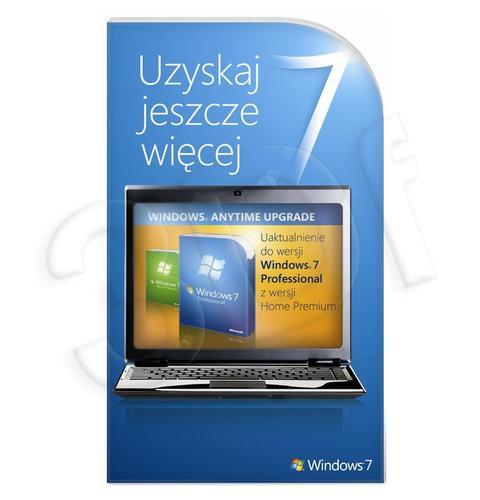 MS WAU Win7 HmPrem to Pro 7 Polish UPG (7KC-00024)
