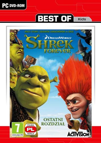 BoA Shrek Forever After (Shrek 4)