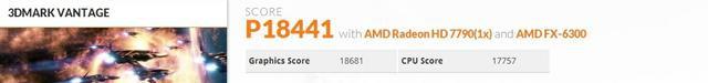 Sapphire Radeon HD7790 3dm foto