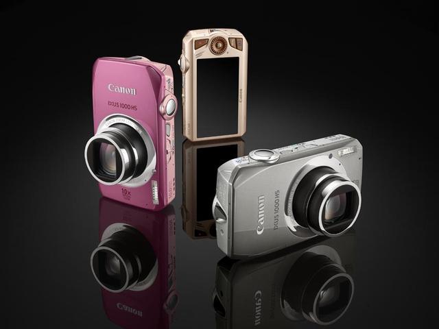 Canon IXUS 1000 HS - premiera nowego kompaktu