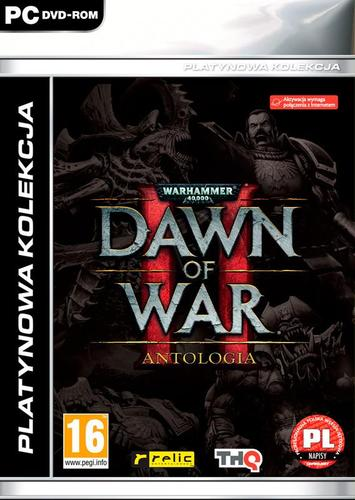 NPK Warhammer 40k DoW II Antologia (Warhammer 40,000 Dawn of War II + Chaos Rising + Retribution)