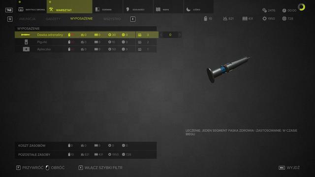Sniper: Ghost Warrior 3 - Crafting