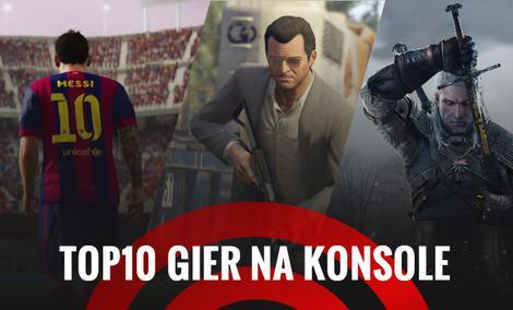 Najlepsze Gry na Konsole 2015 - Zobacz w co Gramy!